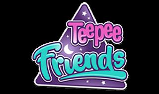 Teepee Friends