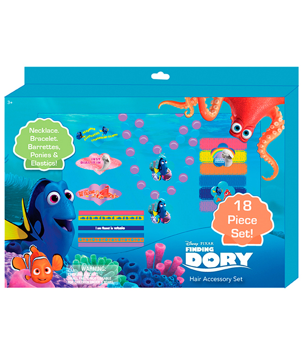 FINDING DORY ACCESSOIRESSET