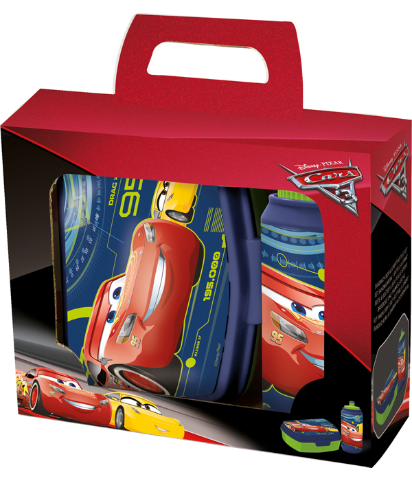 CARS 3 SET: SPORTFLASCHE