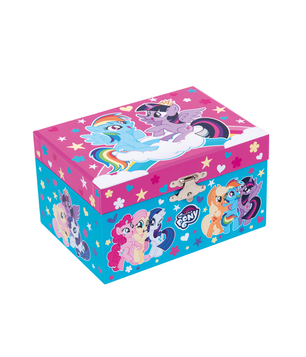 My Little Pony Jewelry Box Awesome MY LITTLE PONY MUSICAL JEWELRY BOX