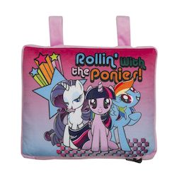 MY LITTLE PONY CUSCINO 3 IN 1