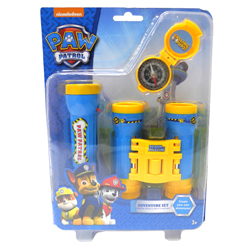 PAW PATROL 3 PCS ADVENTURE SET