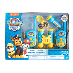 PAW PATROL 5 PCS ADVENTURE SET