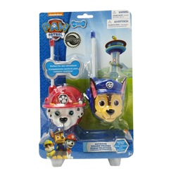 PAW PATROL WALKIE TALKIES SET MARSHALL UND CHASE IN 3D