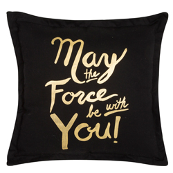 MAY THE FORCE BE WITH YOU! DESIGNKISSEN
