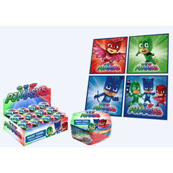 PJ MASK - MAGIC TOWELS - 36 PCS IN A DISPLAY