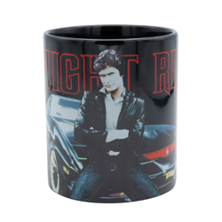KNIGHT RIDER MUG IN A GIFT BOX 12X9X10 CM