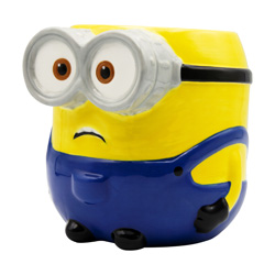 MINIONS 2 EIGHT 3D CUP 500 ML