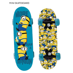 MINIONS 2 MINI SKATEBOARD MORE THAN A MINION 43X12X8 CM