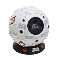 STAR WARS DROID WECKER
