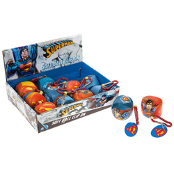 SUPERMAN SOFT CLIP ON