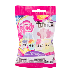 MY LITTLE PONY MICROLITES IM BLINDPACK