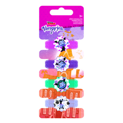 VAMPIRINA 4 ELASTIC FOR HAIR ON BACKERCARD 5X15 CM
