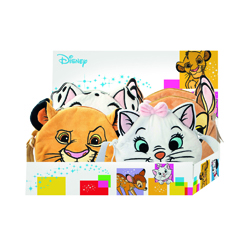 COUNTER DISPLAY WITH 12 ASSORTED PLUSH BAGS