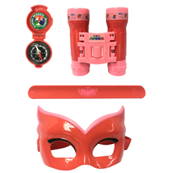 PJ MASKS OWLETTE - ADVENTURESET 4 TLG.