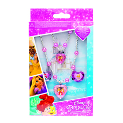DISNEY PRINCESS JEWELLERY IN GIFT WRAP