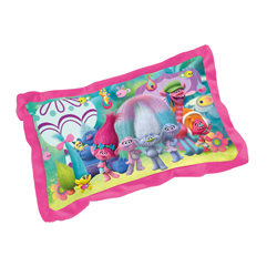 TROLLS RECTANGULAR PLUSH CUSHION
