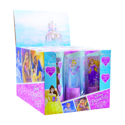 DISNEY PRINCESS LED GLITZERLAMPEN