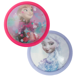 ANNA AND ELSA PUSH LIGHT - 2 MOTIFS ASSORTED