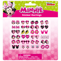 MINNIE STICKEROHRRINGE 24ST