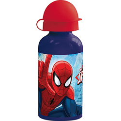 SPIDERMAN ALU-TRINKFLASCHE