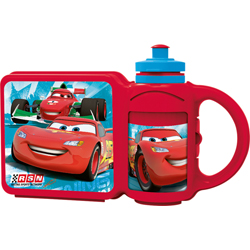 CARS SET JAUSENBOX + SPOR