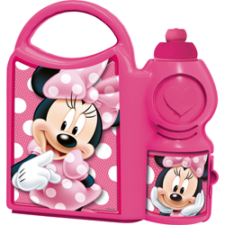 MINNIE SET JAUSENBOX + SPOR
