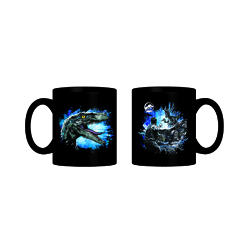 Jurassic World 2 - Keramiktasse Blue 320 ml