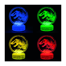 JURASSIC WORLD 2 - LED LIGHT