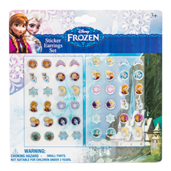 FROZEN STICKER-OHRRINGE