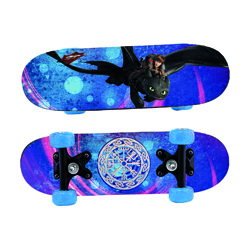 DRAGONS SKATEBOARD 43X12X8 CM