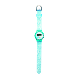 FROZEN LCD WATCH WITH STRASS