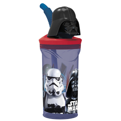 *STAR WARS BECHER MIT 3D FIGUR