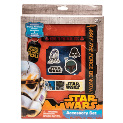 STAR WARS FAN SET