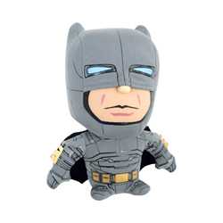 BATMAN WITH ARMOUR PLUSH TOY, 18 CM HEIGHT