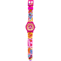 SOY LUNA ANALOGUE WATCH IN BLISTER 8X3X27 CM