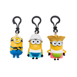 DM3 MINIONS PVC CLIP ON'S