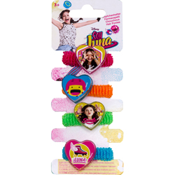 SOY LUNA 4 ON TERRY PONIES