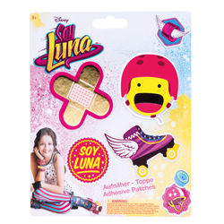 SOY LUNA 4 ADHESIVE PATCHES