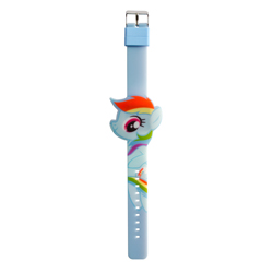 RAINBOW DASH LED UHR