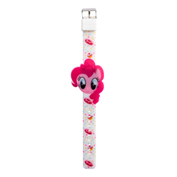 PINKIE PIE LED UHR