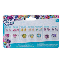 MY LITTLE PONY 7 TAGE SET