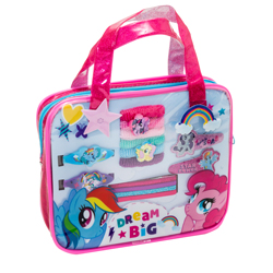 MY LITTLE PONY HAIR ACCESSORY SET IN BAG 19X4X16 CM