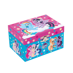 MY LITTLE PONY SCHMUCKSCHATULL