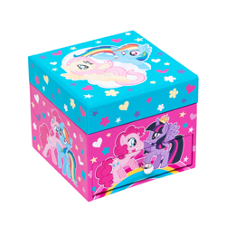 MY LITTLE PONY JEWELRY BOX IN GIFT WRAP