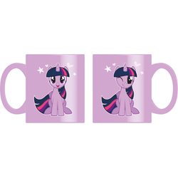 MLP TWILIGHT SPARKLE CERAMIC MUG