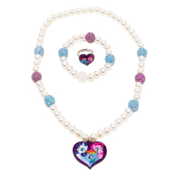 MY LITTLE PONY JEWELRY SET