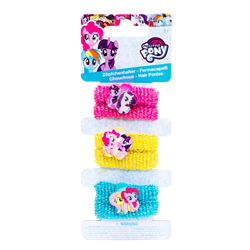 MY LITTLE PONY 4 ON TERRY PONIES