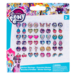 MY LITTLE PONY STICKEROHRRINGE