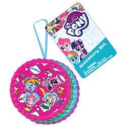 MY LITTLE PONY BANGLES AND RING SET